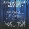 Atmospheric Doom Birthday 3.02.2018