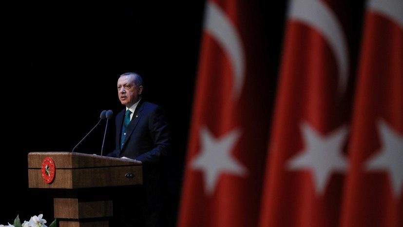 Эрдоган высказался о приобретении С-400 после введения США санкций