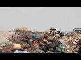 Сирийские Военные против ISIS На Северо-Востоке Сувайды