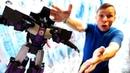 Трансформеры. Аквапарк в Москве десептиконы и победа Той Мастера