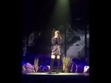 Lana Del Rey – God Bless America - And All The Beautiful Women In It (Live @ «LA To The Moon Tour»: «Wells Fargo Center»)