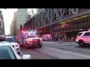 На автовокзале в Нью-Йорке произошел взрыв