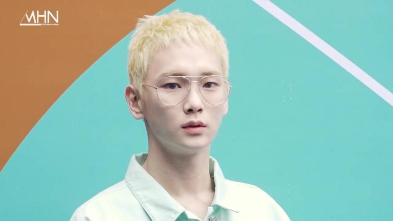 [MHN TV] 키(KEY) '보기만 해도 시원한 색감의 의상으로 등장'