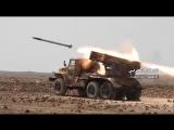 Операции Сирийской армии и союзных войск на северо-востоке провинции эс-Сувейда
