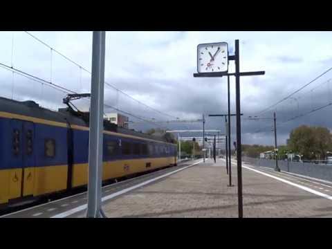 ICM 4237 4026 naar Amsterdam Centraal vertrekken vanaf Station Almere Centrum!