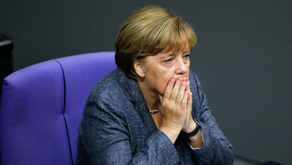 В Германии отметили озабоченность санкциями США против России