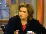 Rosie O'Donnell Show - Andy Garcia - Night Falls On Manhattan - 1997