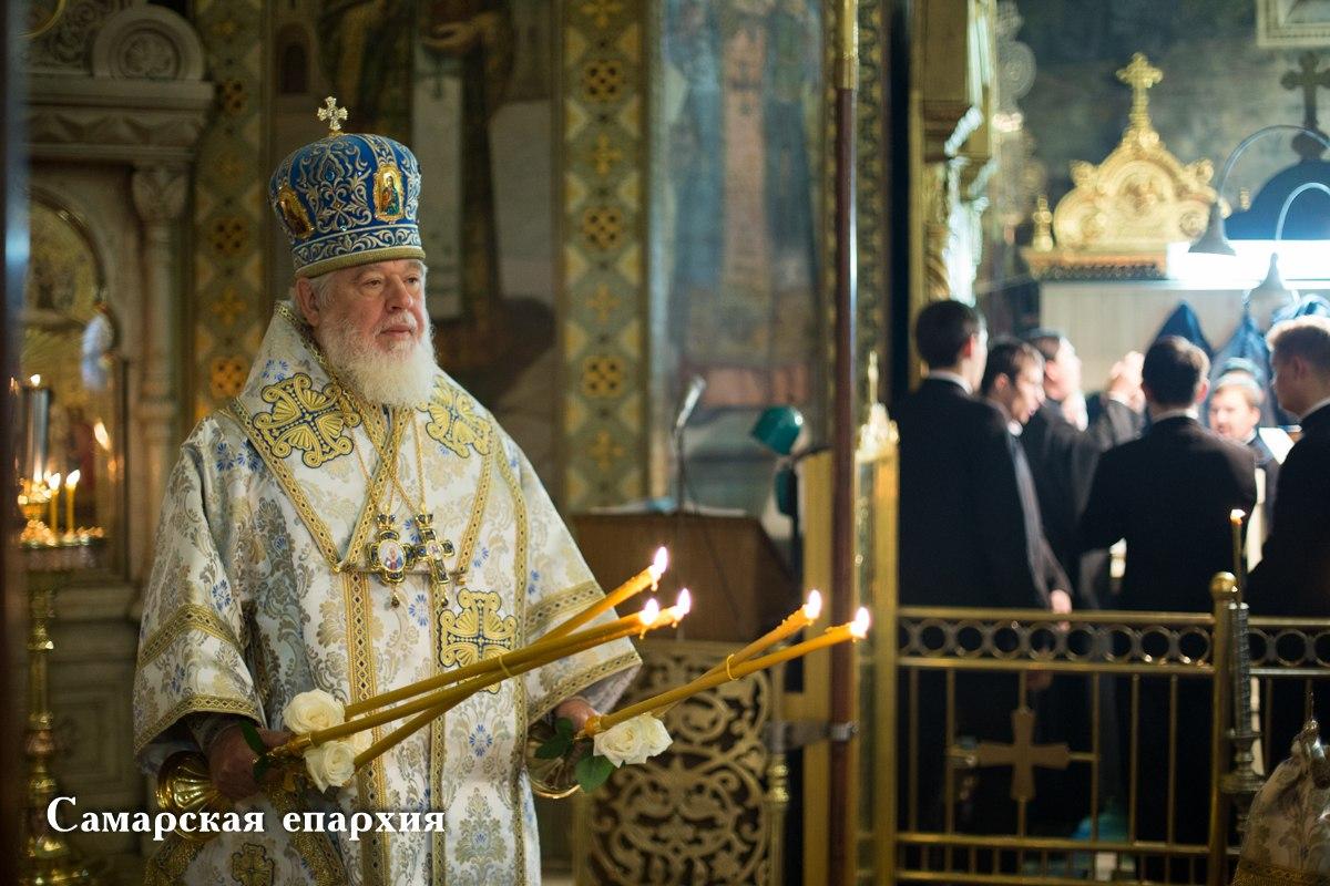 Митрополит Самарский и Тольяттинский Сергий