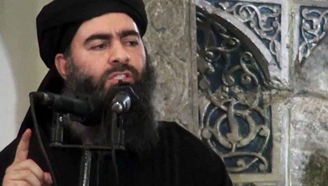 В ГРУ рассказали, где может скрываться главарь ИГ