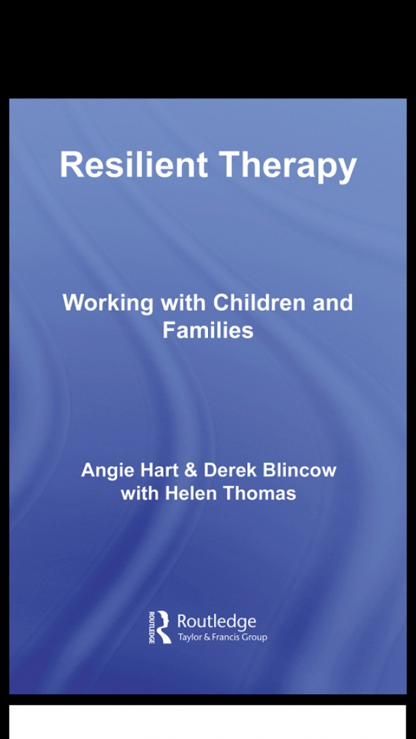Resilient Therapy Working with