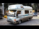 1999 Nissan Atlas Camper 4WD 5 speed Canada Import Japan Auction Purchase Review
