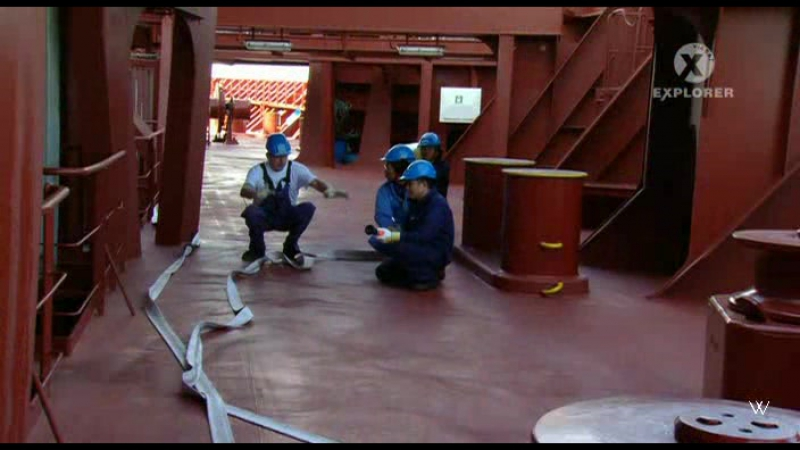 Могучие корабли Maersk