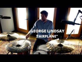 """Meinl Cymbals George Lindsay """"Airplane"""""""