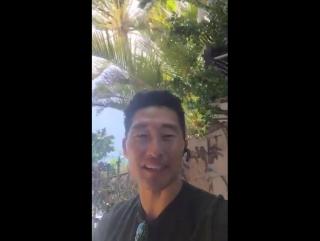 Daniel dae kim fb live april 18th