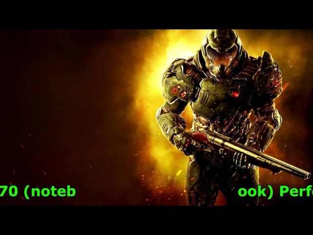 Doom 2016 PC GTX 1070 Notebook MSI GT72VR 6RE Dominator Pro 1440p