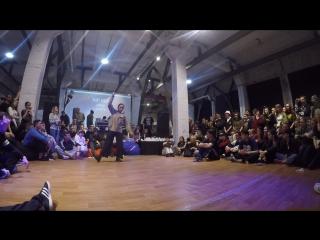 Hip hop showcase #2 | Kristy| Joint&Jam