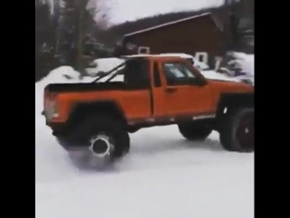 Jeep Comanch