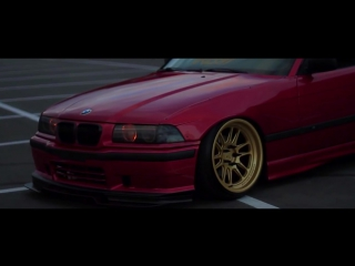 Bmw e36 candy apple red