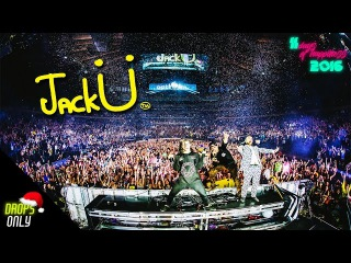 Jack U - Drops Only @Madison Square Garden New Years Eve ·11 Days Of Happiness 2016·