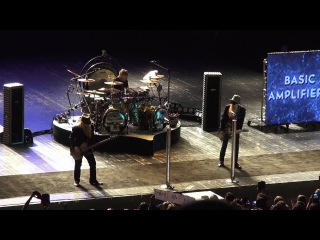 ZZ Top on Stage in Russia, Moscow, Crocus City Hall, 16 July 2012. full Concert