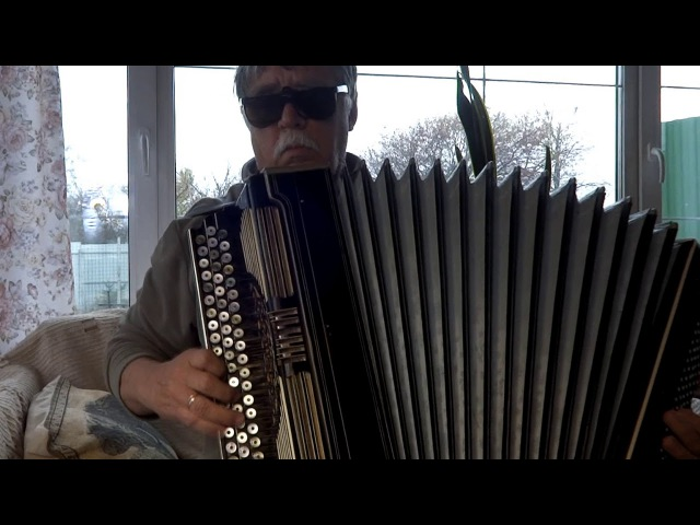 Show must go on Queen Russian accordion на баяне