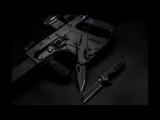 Solid Steel Works Triple play! Guillotine, Raptor & Folding Razor