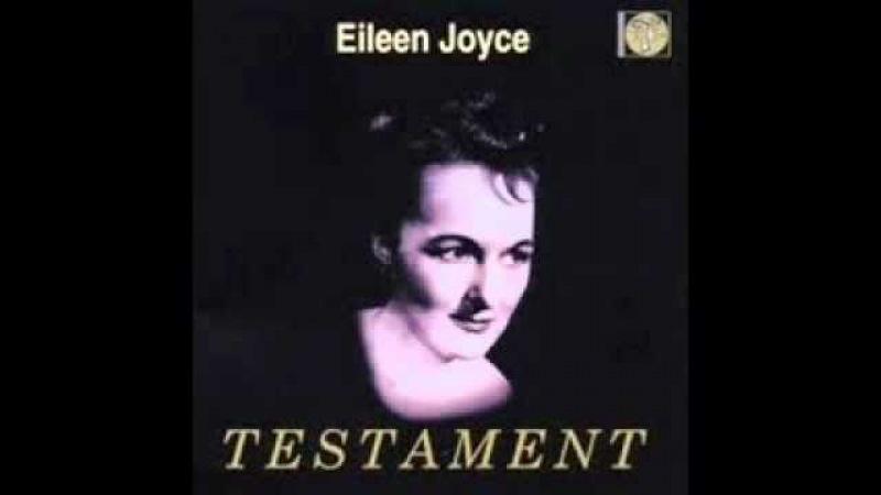 Eileen Joyce plays Domenico Paradisi Paradies Toccata