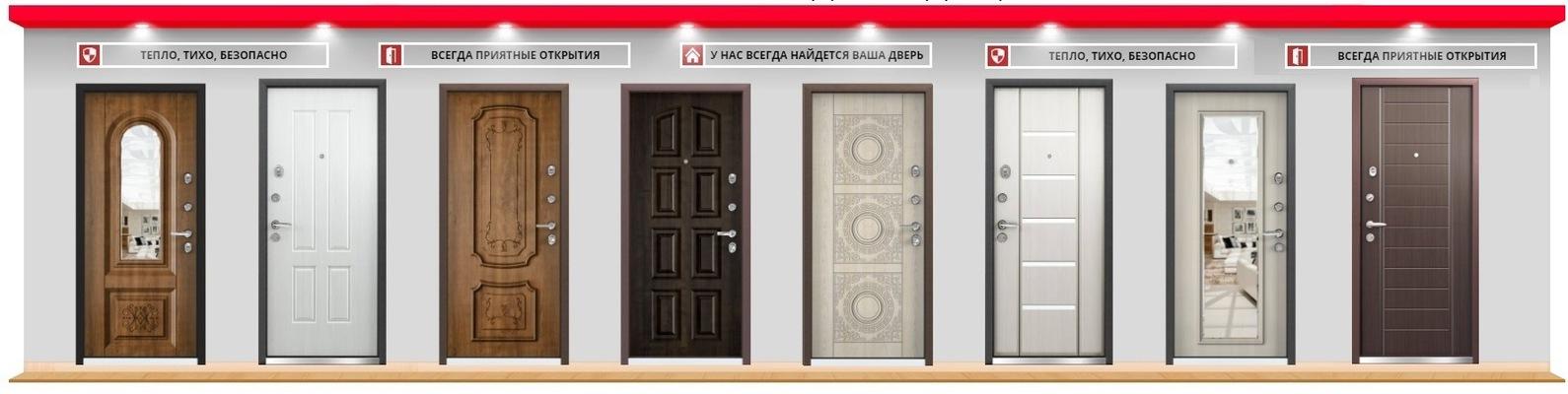 Стальные двери торекс отзывы