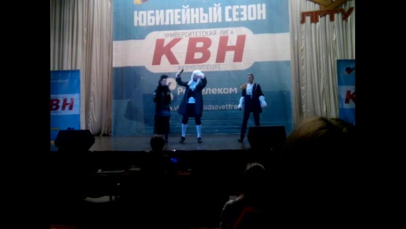 Приветствие Театр им Оксаны Ветчинкиной 1 2