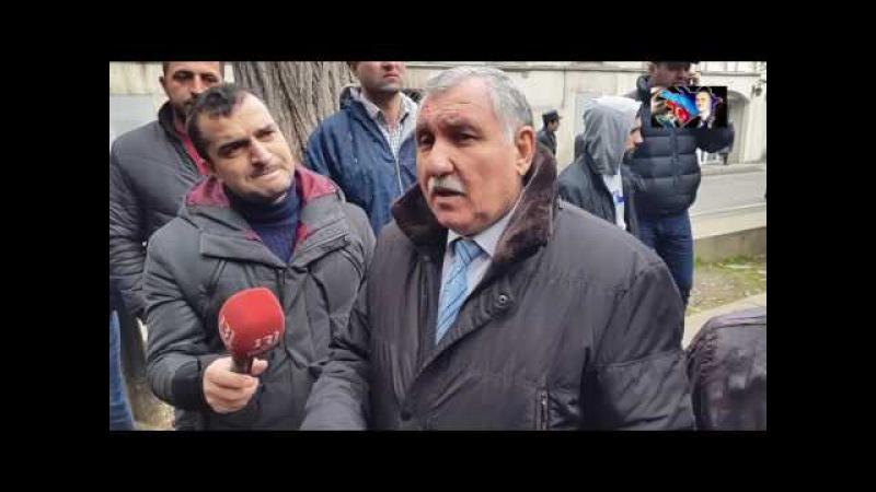 Hacı Tale Bağırzadənin məhkəməsi Nurəddin Məmmədlinin çıxışı(18.01.2017)