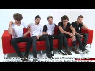 One direction this is us interview bbc breakfast 2013 [rus sub]