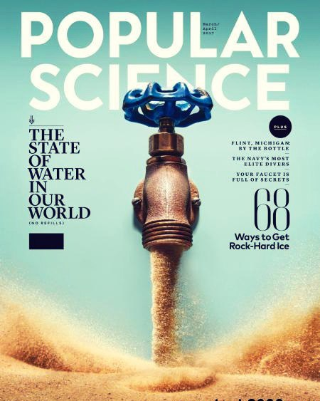 Popular Science USA MarchApril 2017
