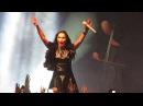 Tarja Turunen (NW Medley) - Tutankhamen / Ever Dream / The Riddler/ Slaying The Dreamer (Chile 2017)