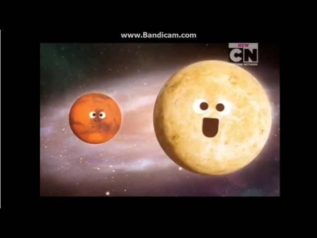 удивительный мир Гамбола-песня планет