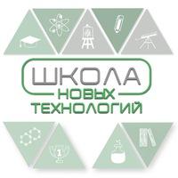 Логотип Школа Новых Технологий / Ижевск