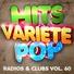 Hits Variété Pop - J'ai cherché