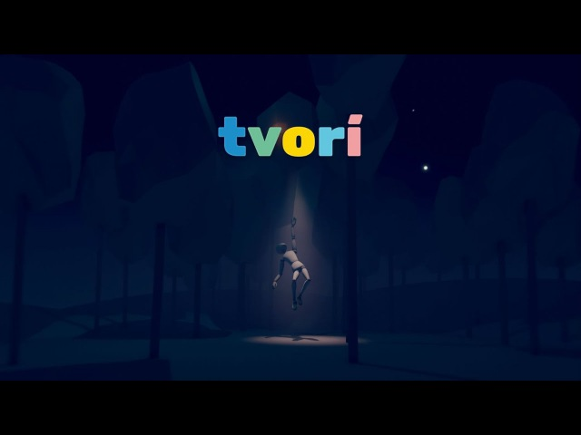 Tvori VR Animation Tool Major Update