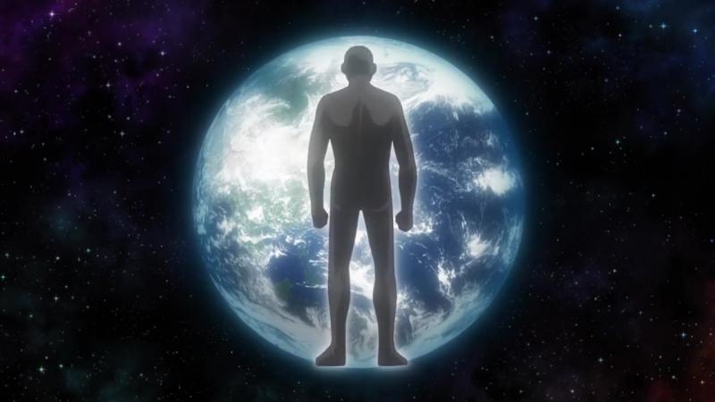 Gintama 5 сезон 1 серия русская озвучка Skim Гинтама 2017 ТВ 5 01 эпизод Risens Team