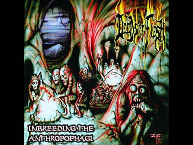 Deeds of Flesh - Inbreeding the Anthropophagi (Full Album)