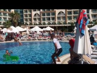 Работа на сезон 2018 в лучших отелях Турции от SBA World!