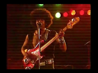 Thin Lizzy-- Rockpalast with Snowy White