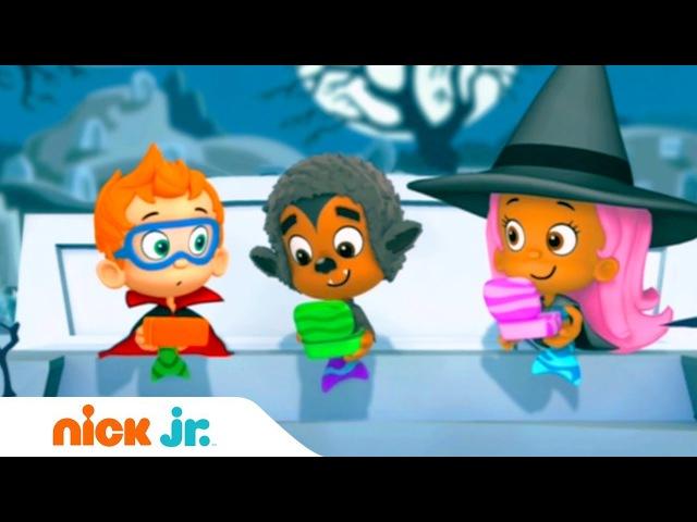Гуппи и пузырики 1 сезон 15 серия Nickelodeon смотреть онлайн без регистрации