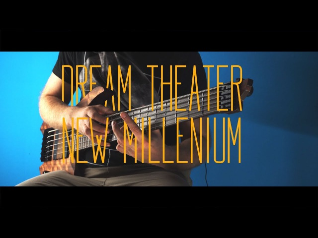T-IMOTION - DREAM THEATER/NEW MILLENIUM