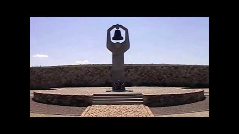 Волгоград. Россошки. War memorial cemetery «Rossoshki».