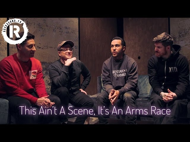 Fall Out Boy - This Aint A Scene, Its An Arms Race (Video History)