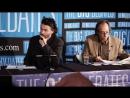 Дебаты Лоуренса Краусса и Хамзы Тзортзиса на тему «Ислам или Атеизм_ в чем больш