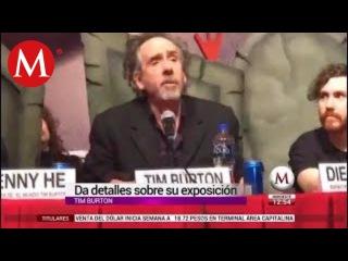 A Tim Burton le gustan las películas de 'El Santo'