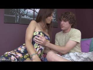 Мамашка трахается с сыном 1 инцест милфа milf amateur homemade мамашки домашнее порно xxx full hd porn incest
