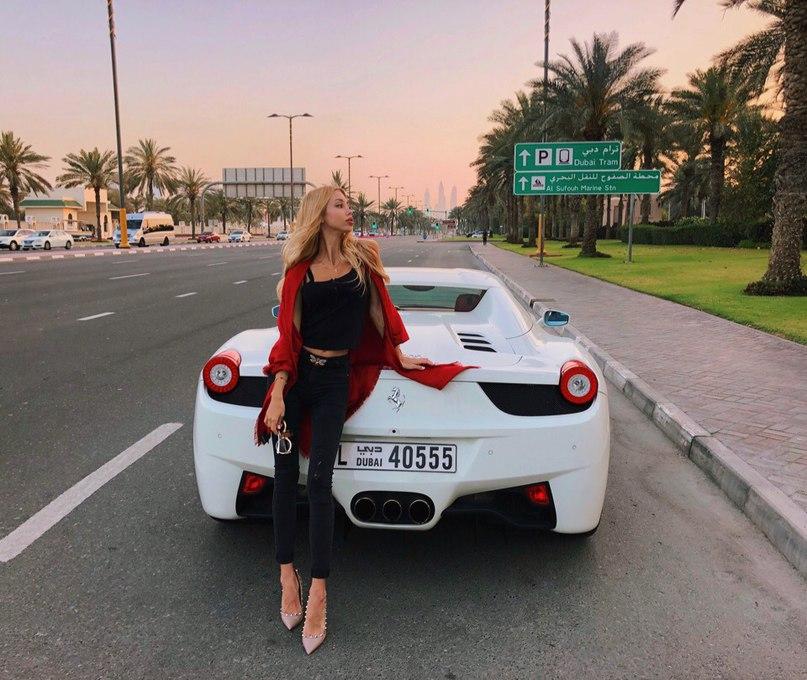 Kseniia Samoilenko | Dubai