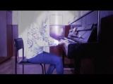 Joe Hisaishi - One summer's day (мультфильм Унесенные призраками)